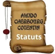 lien vers statuts du club aikido Cherbourg Cotentin a Equeurdreville Haineville