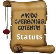 lien vers statuts du club aikido Cherbourg Cotentin
