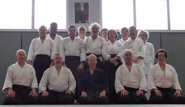Matin bien être et self défense avec ce stage d'aikido à Cherbourg-en-Cotentin