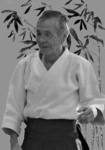 Maitre Tamura, stage d'aikido à Cherbourg en Cotentin